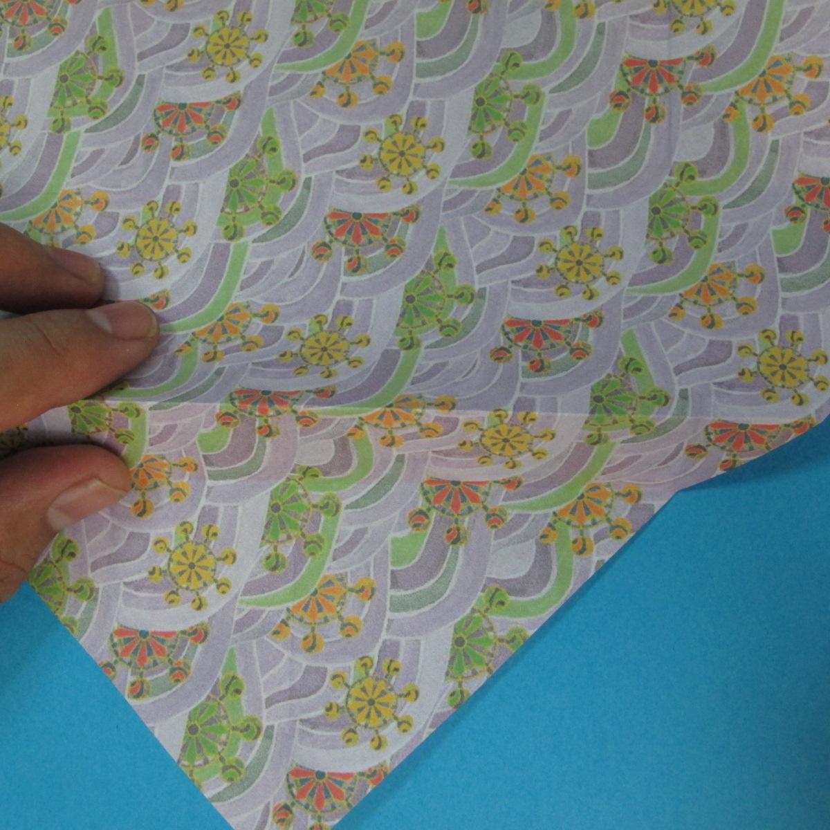 สอนวิธีพับกระดาษเป็นช้าง (แบบของ Fumiaki Kawahata) 020