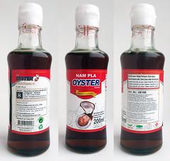 Vissaus, Oyster Brand