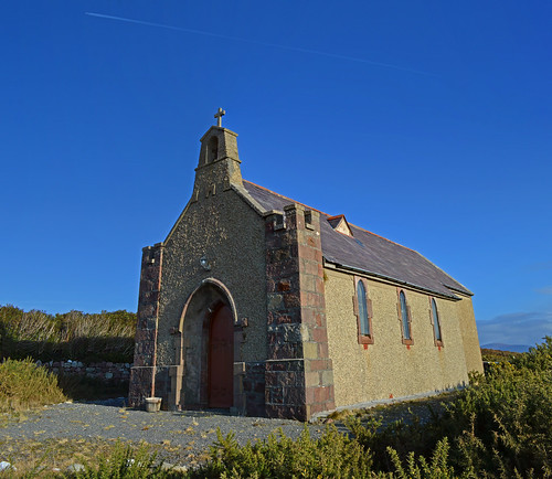 Holy Trinity Church, Inishbiggle Island, County Mayo (c1870)