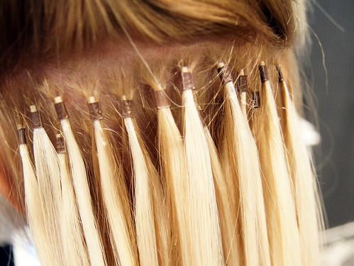 sinetti hiustenpidennykset