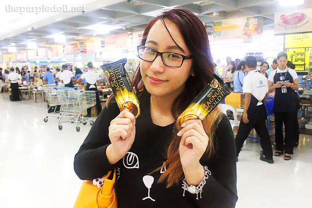 Magnum Gold 2 for P100 at SM Supermarkets