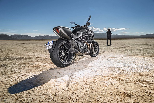 Ducati Diavel 2014.