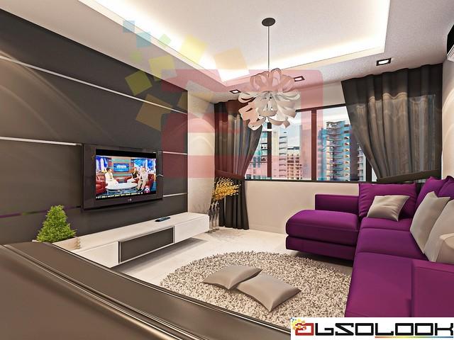 4 Room Bto 428a Yishun Flora Spring