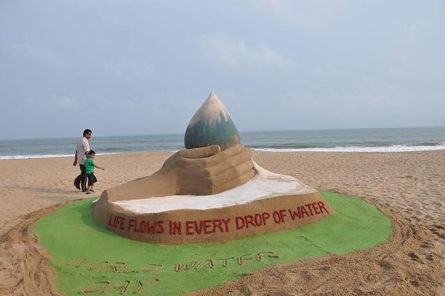 Slogans May Saving Water – Save Water Save Earth
