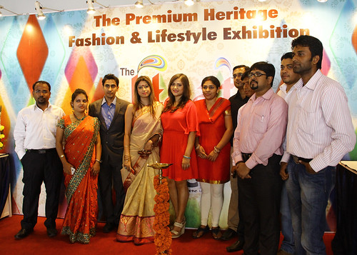 The Team - Event Architect & Faircare Exhibitions with Actor, Koneenica Banerjee by EventArchitect