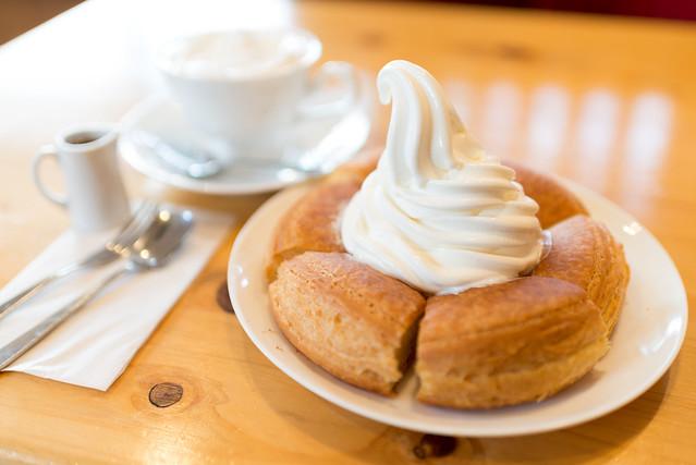 コメダ珈琲店 シロノワールとオリジナルコーヒー