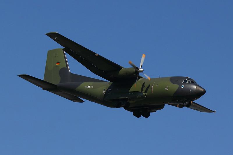 Bundeswehr - C130 - 50+64 (1)