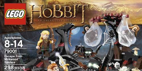 LEGO-The-Hobbit-Escape