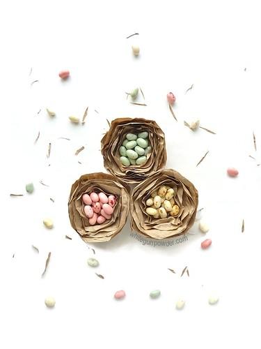 Brown-Paper-Bird-Nest-Favors