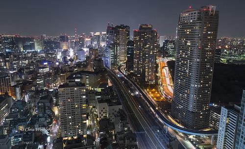 Tokyo at Night 東京の夜景①