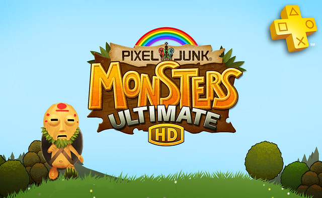 Plus - PixelJunk Monsters Ultimate HD