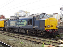 37611 tnt 37612 1Q13 Crewe C.S - Derby RTC via Chinley & the world at locations in Cheshire                     ...