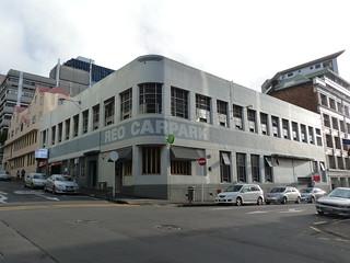 REO Carpark, Auckland