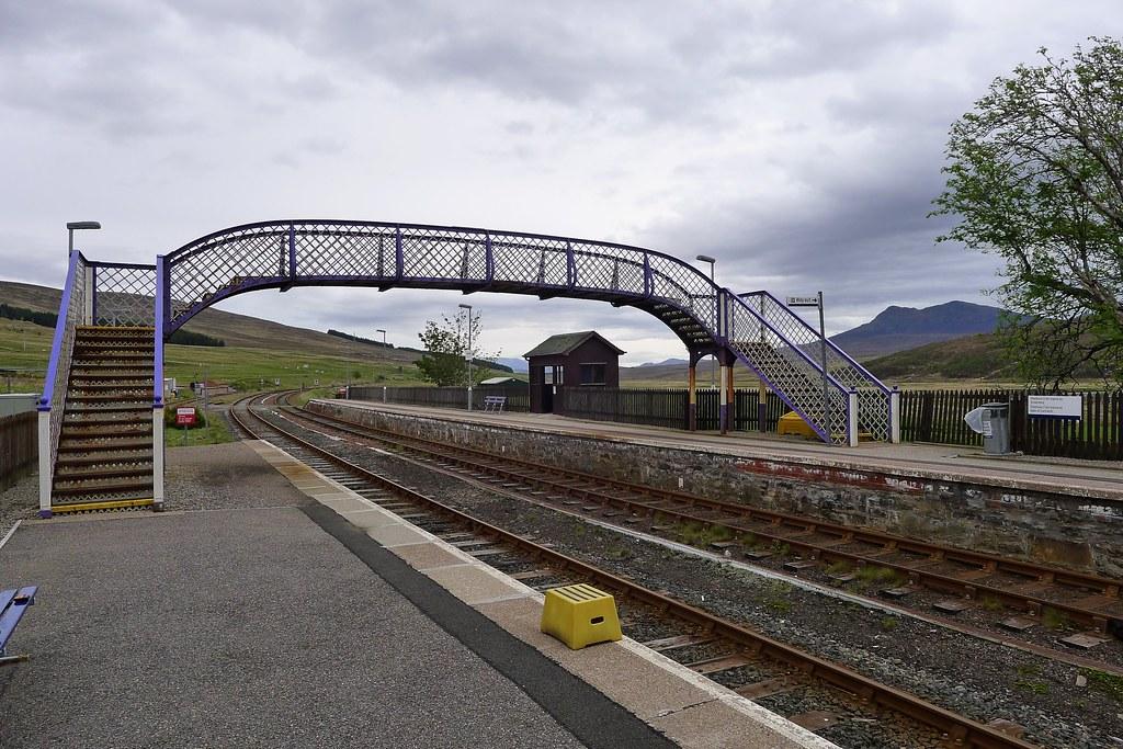 Achnasheen Station