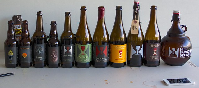 Hill Farmstead Tasting - Spring, 2014