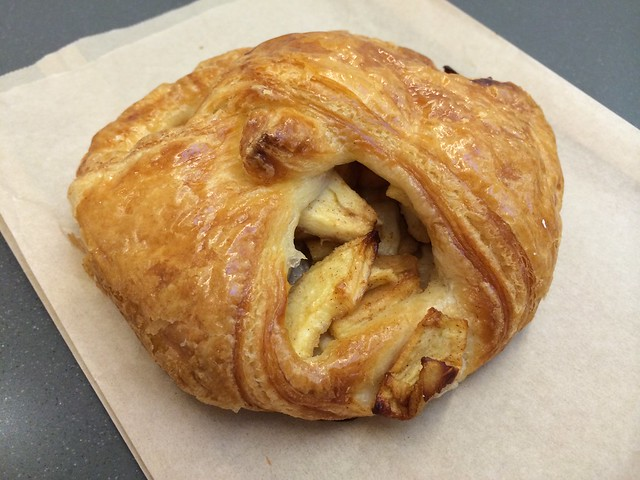 Apple danish - Klein's Deli
