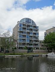 Amsterdam - Alexanderkade