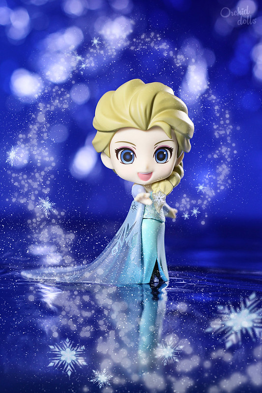 Elsa Nendoroid Review