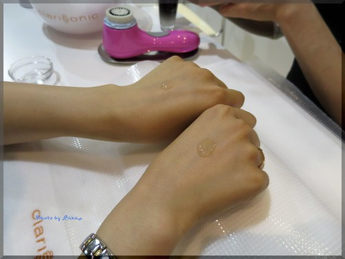 Photo:2015-06-11_T@ka.'s Life Log Book_クラリソニックアリアの衝撃の洗浄力で美肌復活!【Event】_05 By:logtaka