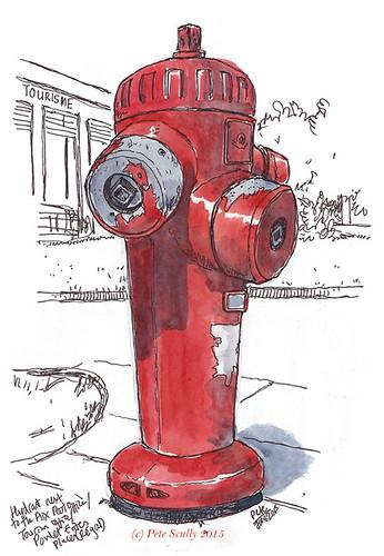 Aix hydrant 2 sm