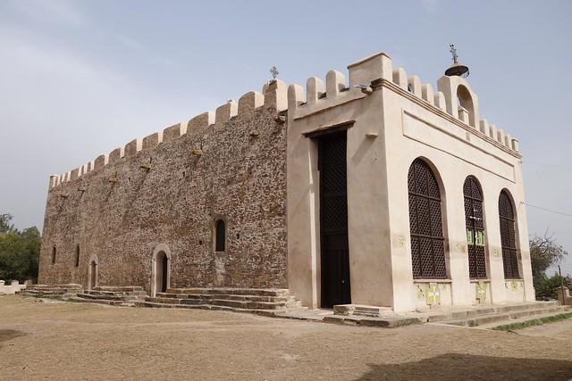 Igreja de Santa Maria de Sião, Axum