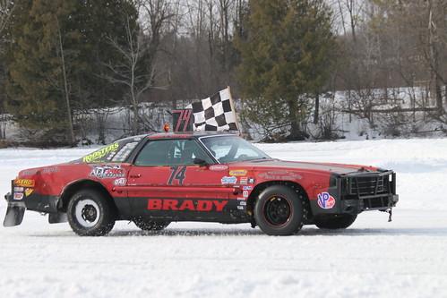 2.11.17 Tilleda Thunder - RWD studded winner 74 Beau Brady