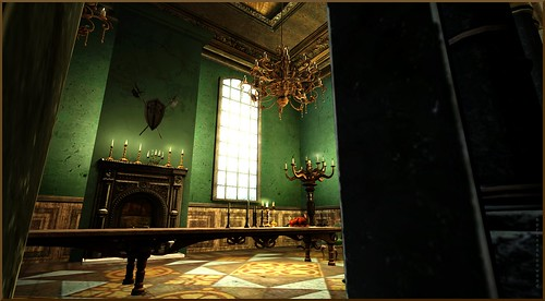 Dining Room, Stately Wayne Manor