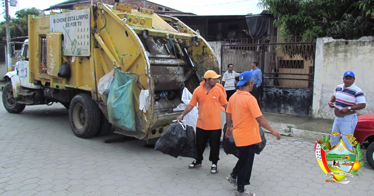 Por feriado del carnaval habrá normal recolección de basura