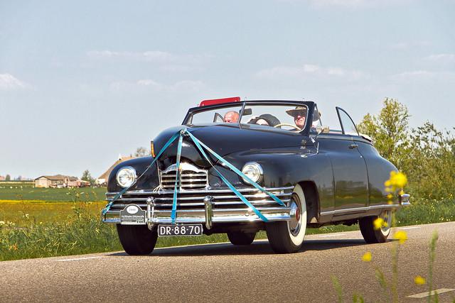 Packard Super Eight Convertible Victoria Coupé 1949 (9120)