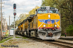 UP 5979 | GE AC4400CWCTE | NS Forrest Yard