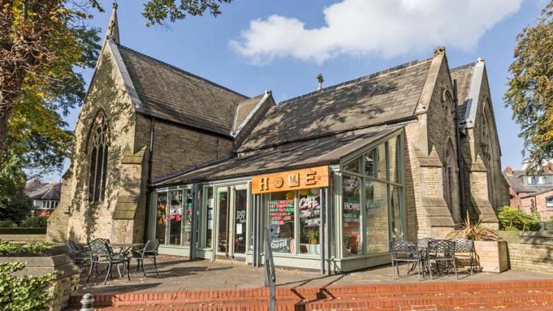 Emmanuel church, Didsbury, Manchester