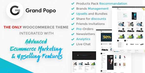 Grand Popo WordPress Theme free download