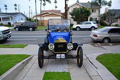 Ford Model T Touring Sedan 1915