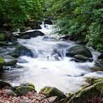 Base of Torc Waterfall