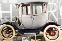 Detroit Electric Brougham 1915