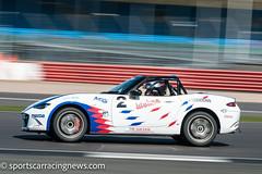 Mazda MX-5 MAX5 Racing Silverstone 2017 Sportscar Racing News