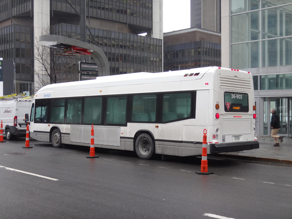 STM Nova Bus LFSe 36-903