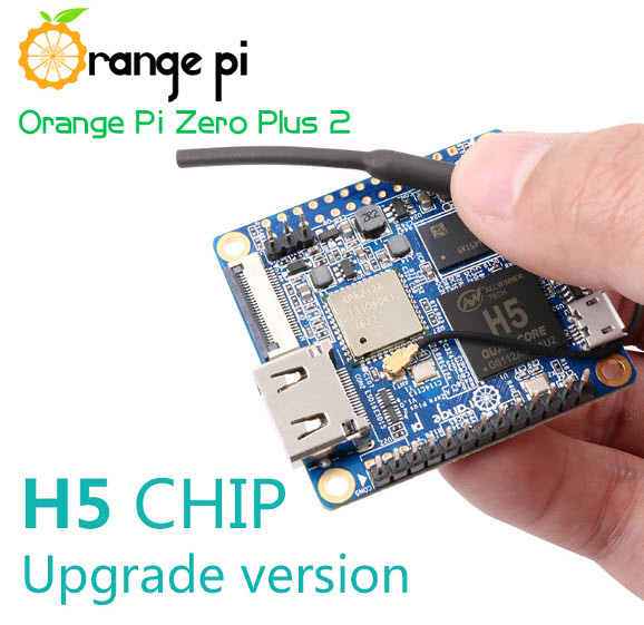 Orange Pi Zero Plus 2