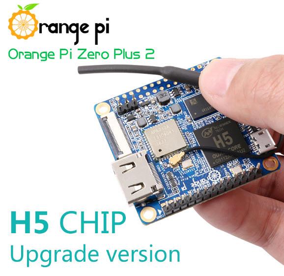Orange Pi Zero Plus 2