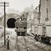 Model Railway: Black and White