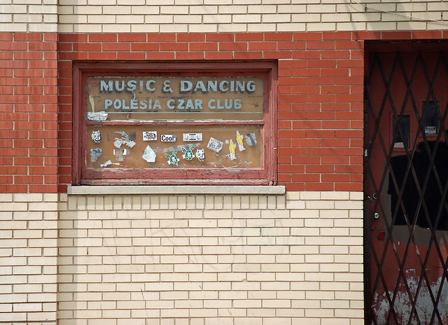 sign of the old 'hood, Wicker Park