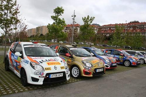 Challengue Twingo Rallye Santander Cantabria 2013