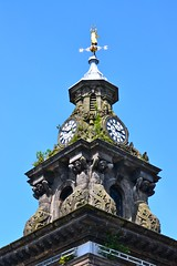 Burslem Town Hall Clock-tower
