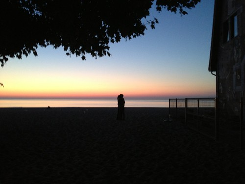 beach sunrise poland balticsea sopot sfinks700 thescoreofhardcore10 gdänsk
