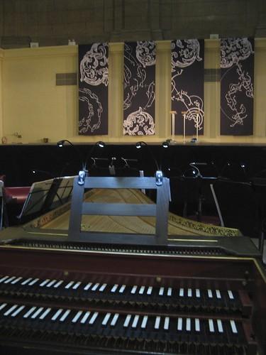Harpsichord by susanvg