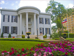 Governor's Mansion Jackson (MS) May 2013