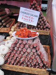 30/06/2013, 302/365, year 2 Chorizo salami IMG_6644