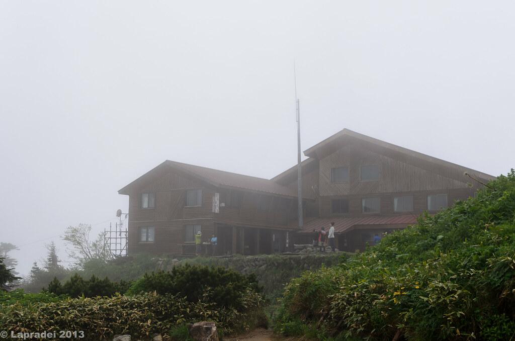 20130622 西穂山荘