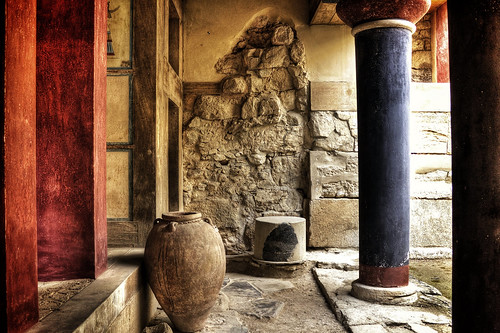 light detail architecture kreta structure greece pottery hdr photomatix archeologic canon600d