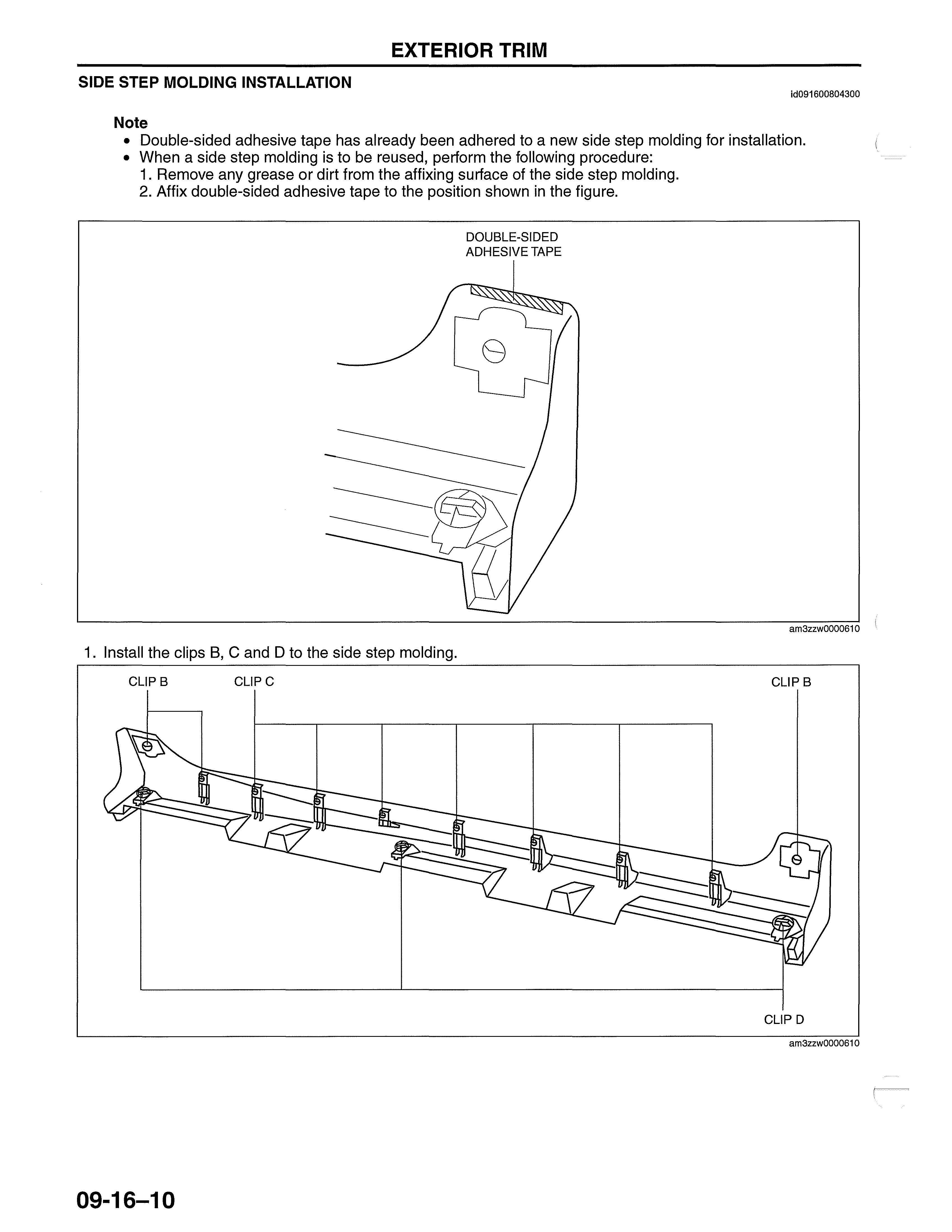 dealer installed side skirts possible future problems. Black Bedroom Furniture Sets. Home Design Ideas